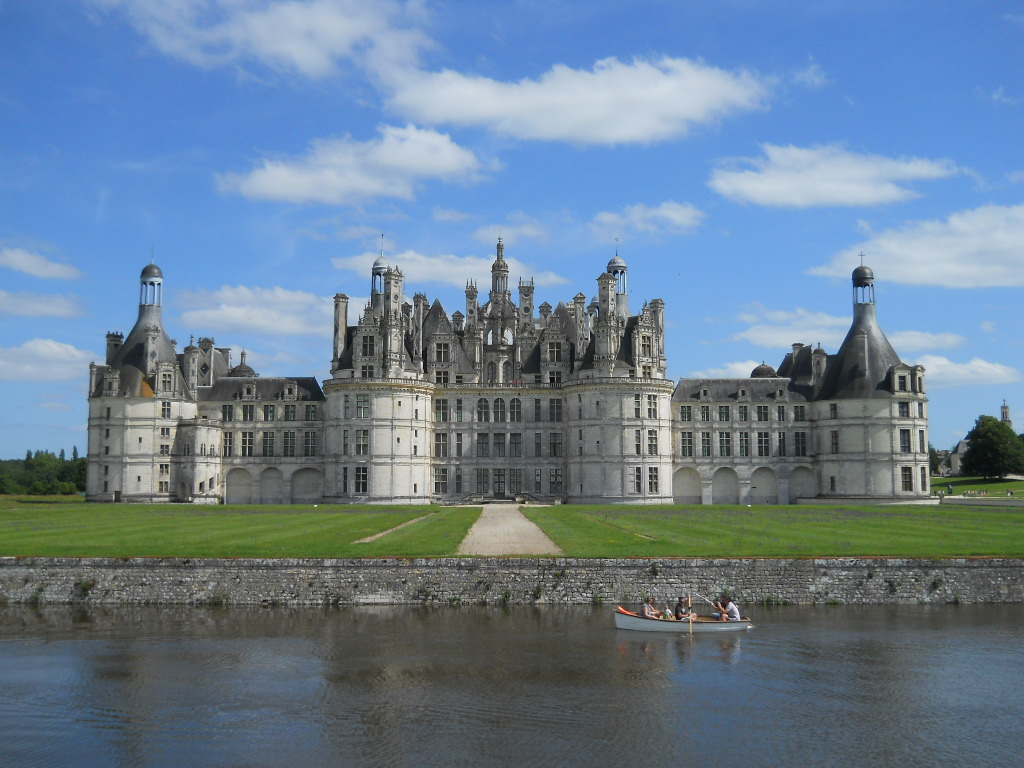 pays-de-la-loire-chateau - Photo