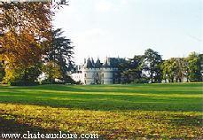 Chaumont-sur-Loire y la Harmonía de sus jardines